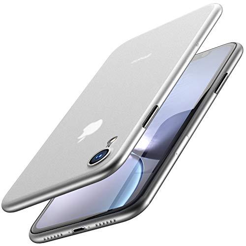 petit un compact TOZO Coque iPhone XR 6.1 pouces (2018) Coque ultra fine en polypropylène [0,35mm] Le plus fin du monde…