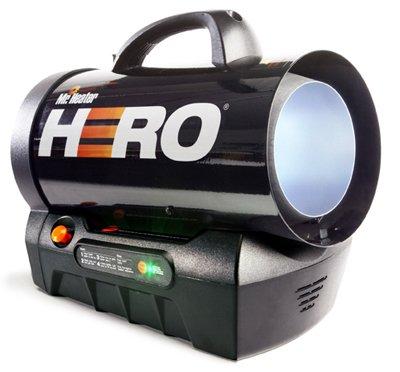 Mr Heater Propane Forced Air Heater 35000 Btu 800 Sq. Ft. 10 Ft.