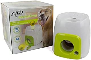 afp Interactives Dog Fetch'N Treat Dispenser 20cm All For Paws
