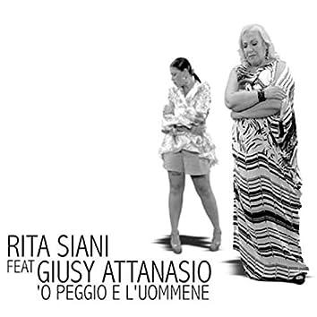 'O peggio e l'uommene (feat. Giusy Attanasio)