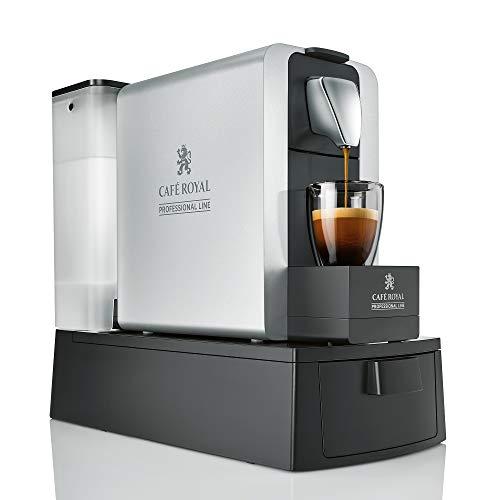 Cafe Royal Pro - Machine à Café Compact Pro 3L - Compatible Uniquement avec Capsule Café Royal Pro
