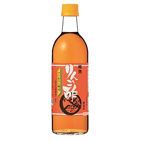 カネショウ『樽熟りんご酢』