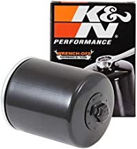 K&N Motorcycle Oil Filter: High Performance, Premium, Designed to be used with Synthetic or Conventional Oils: Fits Select Harely Davidson Motorcycles, KN-171B