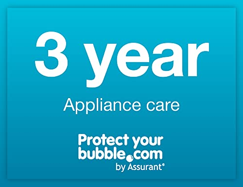 3-year appliance care for a DISHWASHER from £250 to £299.99