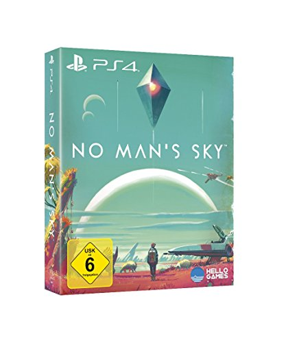 No Man's Sky- Limited Edition - [PlayStation 4]