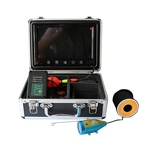 9 inch onderwater vis finder HD onderwater camera TFT-kleurendisplay CCD en HD 1000TVL camera DVR video