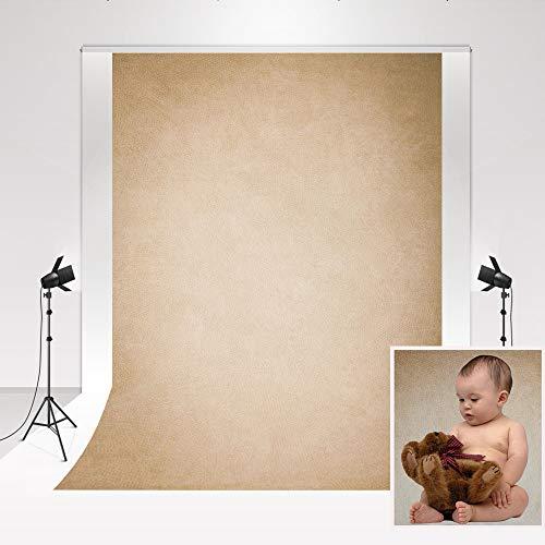 Kate Retro Fotohintergrund Kulissen Braune Kulissen Fotografie Studio Papier Hintergrund 1,5x2,2m Kleine Punkttextur Papierstruktur Fotostudio Hintergrund Set