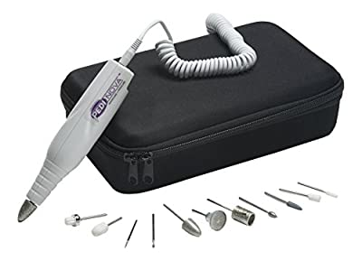 Home Pedicure PediNova III - Electric Manicure Kit by Medicool