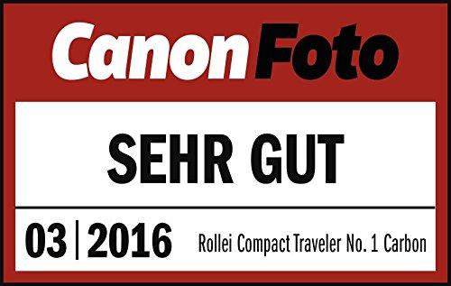 Rollei Compact Traveler No. 1 Carbon - 12