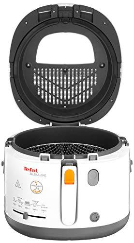 Tefal FF1631 Fritteuse One Filtra / 1.900 Watt / wärmeisoliert/ 1,2 kg Fassungsvermögen / weiß/anthrazit - 9