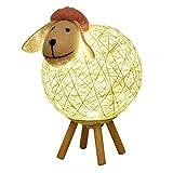 Haowen 4 Piezas búho estatuilla Miniatura Animal Figura decoración para jardín Acuario Colorido
