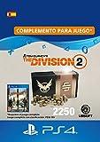 Tom Clancy's The Division 2 - Pack de 2250 créditos premium - 2250 Credits DLC | Código de descarga PSN - Cuenta española