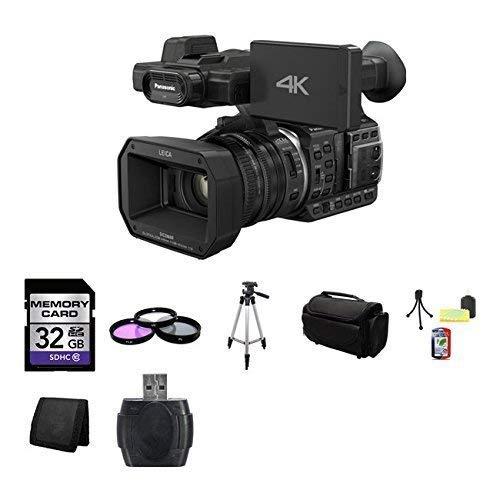 Panasonic HC-X1000 4K DCI/Ultra HD/Full HD Camcorder 32GB (International Model)