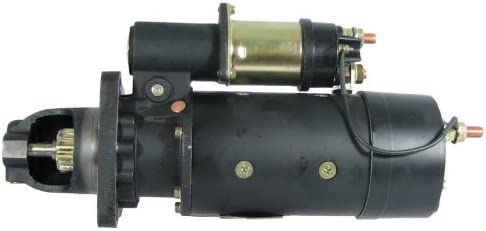 Rareelectrical NEW STARTER MOTOR Over item handling ☆ TRUCK Max 61% OFF COMPATIBLE WITH PETERBILT