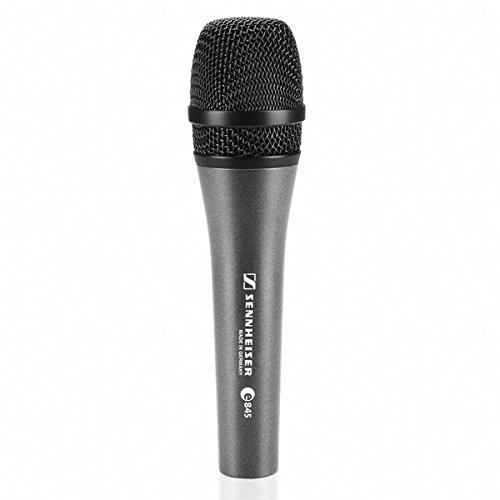 Sennheiser E845S Evolution Hand Held Vocal Mikrofon mit An-/Ausschalter