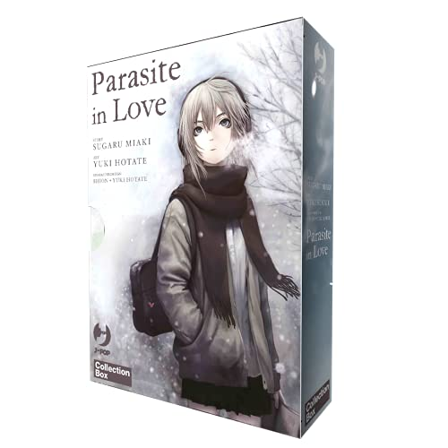 Parasite in love. Collection box (Vol. 1-3)
