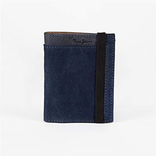 Pepe Jeans 7422162 Billy Monedero 12 cm, 0.1 litros, Azul