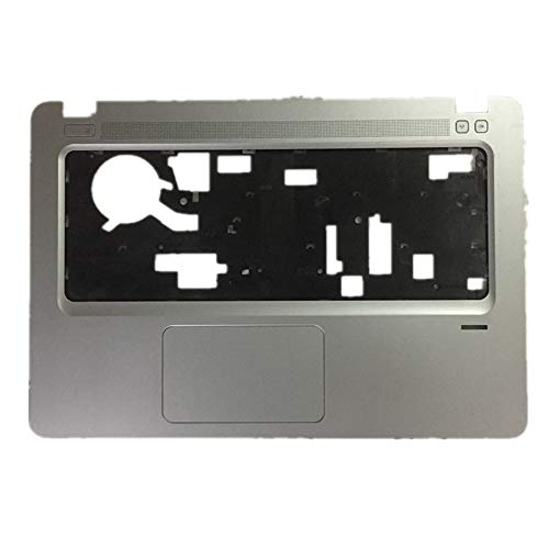 fqparts Die Schale um die Laptop Tastatur C Schale und Touchpad for HP ProBook 440 G4 Silber