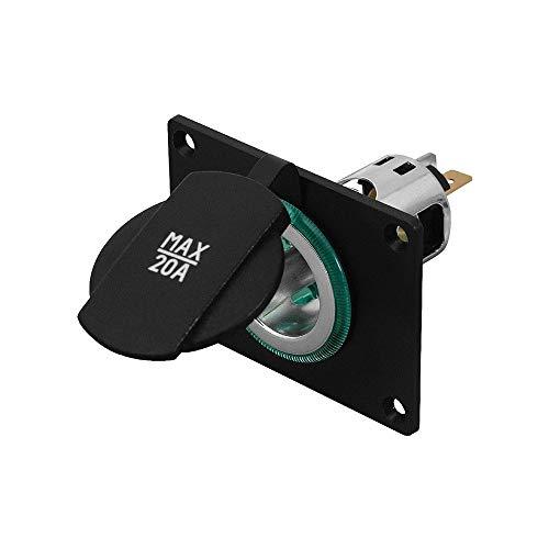 Power stopcontact 20 A met montageplaat