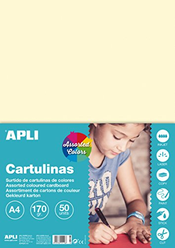 Cartulinas Colores