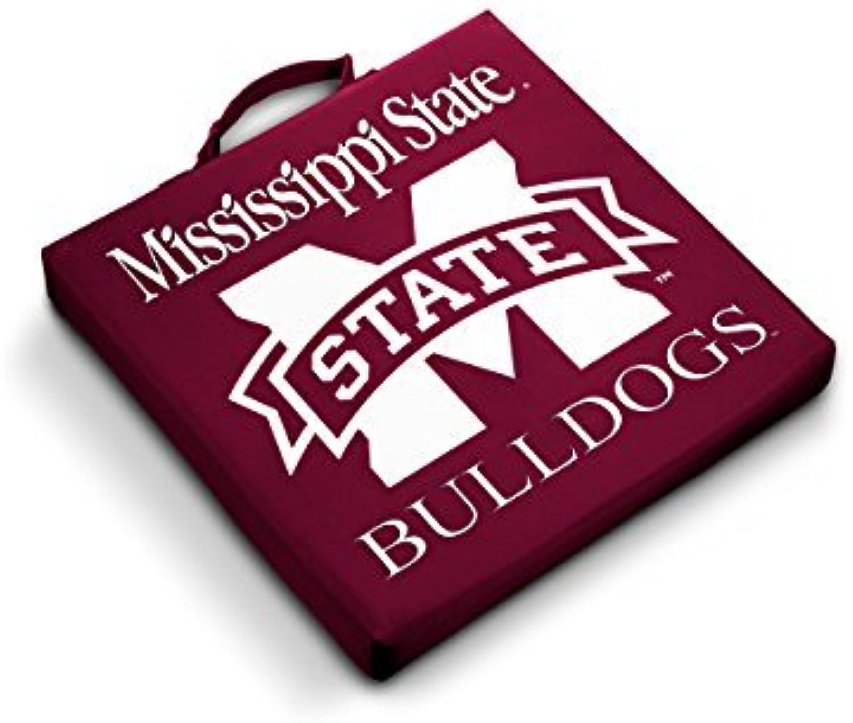 NCAA Mississippi State Bulldogs Stadium Cushion by Logo Inc.