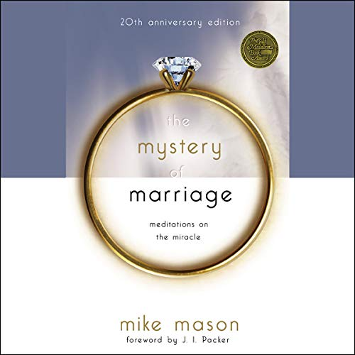 The Mystery of Marriage: 20th Anniversary Edition cover art