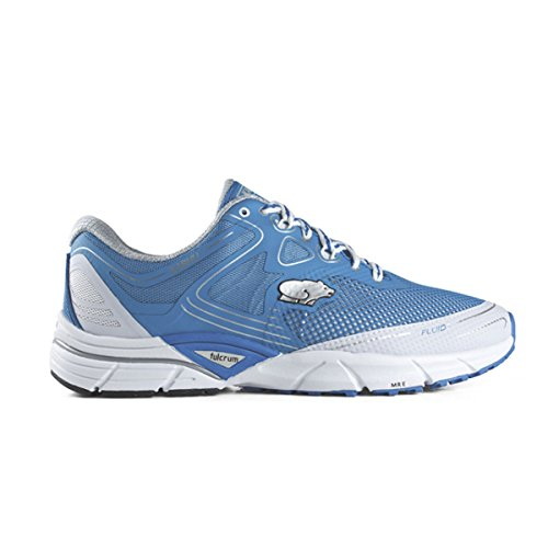 Karhu Fluid 5 MRE Mens (8,5 USA – 42 EUR) (Finnish Blue/White/Silver)