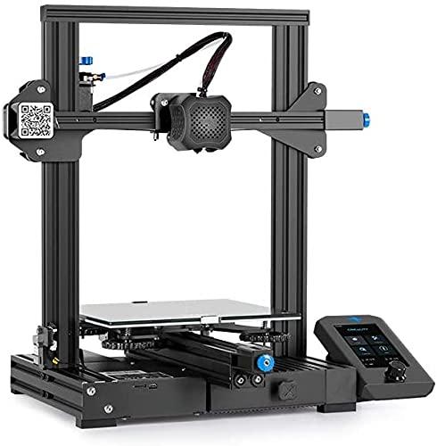 PeachClover【Creality 3D】Ender-3 V2 3Dプリンター Ender-3シリーズアップグレード機種 最大印刷サイズ 220*220*250mm