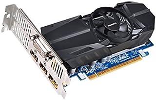 GIGABYTE ビデオカード Geforce GTX750搭載 ロープロファイル対応 GV-N750OC-2GL