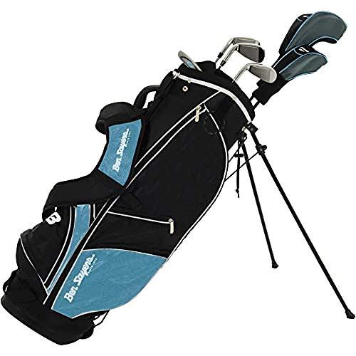 Ben Sayers M8 Golfpaket-Set, himmelblau, 6-Club