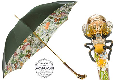 Buy Cheap Pasotti 189 5D557-1 K15 - Luxury Swarovski Bee Umbrella