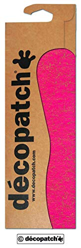 Decopatch Papier No. 336 (395 x 298 mm) 3er Pack rot craquelé