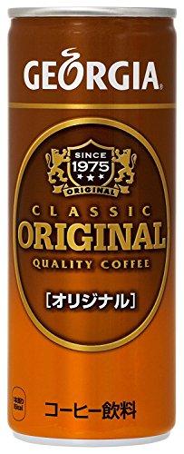 Georgia coffee original 250g (30 can)