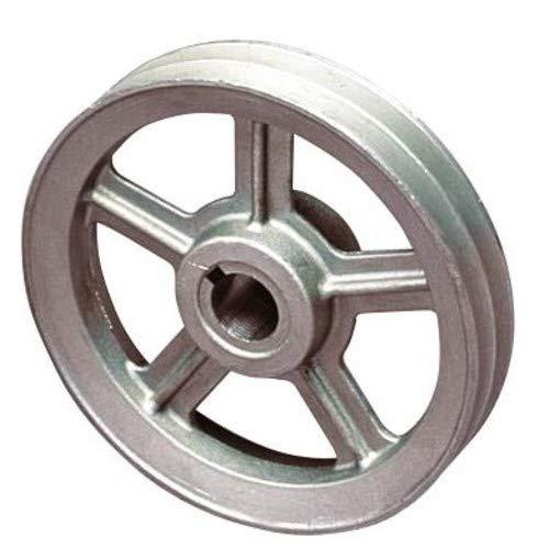 Riemenscheibe 160 x 24 mm Welle für Kompressormotor
