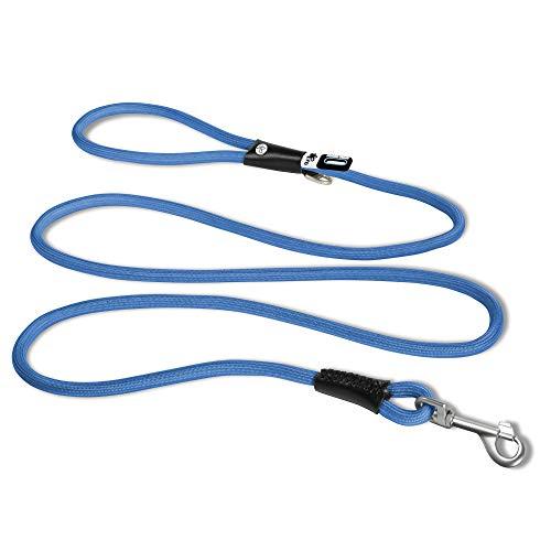 Curli Stretch Comfort Leine Blue M, 0104-0505-2-500-08