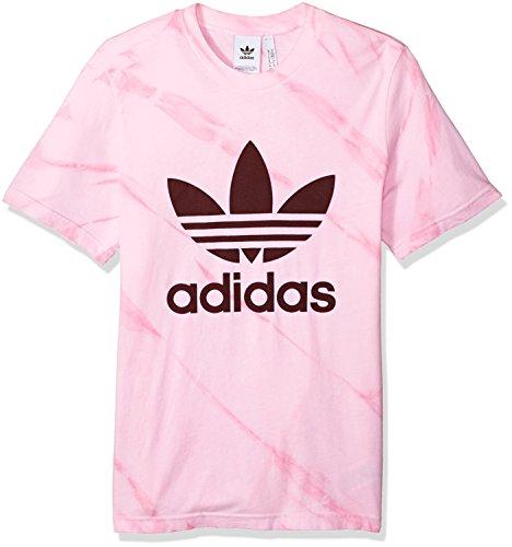 adidas Originals - Camiseta para hombre - Rosa - Medium