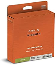 Orvis Mission Shooting Line