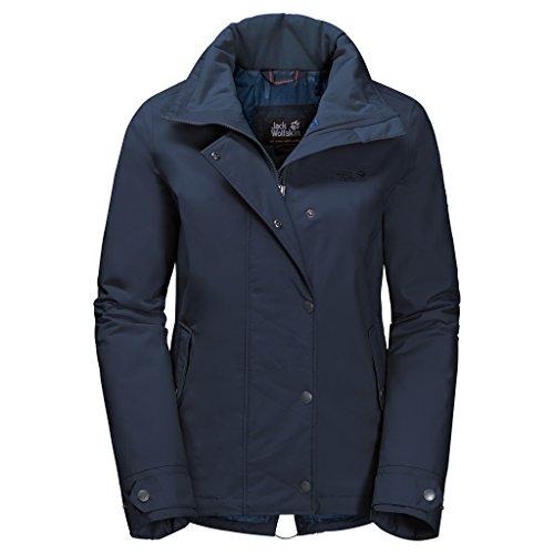 Jack Wolfskin Winterjacke Dorset Jacket Midnight Blue Medium