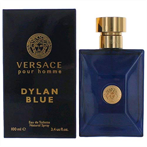 Versace Pour Homme Dylan Blue FOR MEN by Versace - 3.4 oz EDT Spray