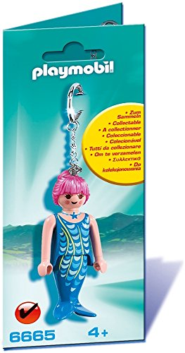 PLAYMOBIL-6665 Playset, Color Azul, Sin Talla (6665)