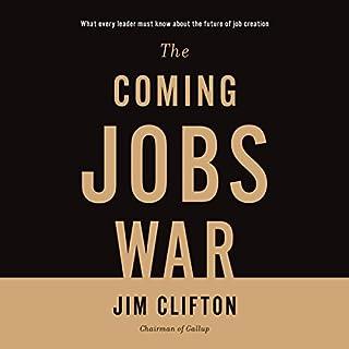 The Coming Jobs War audiobook cover art