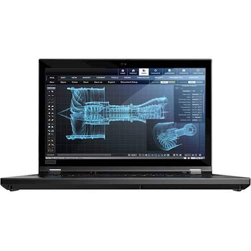 "Lenovo ThinkPad P53 Mobile Workstation- Intel Six Core i7-9750H (12M Cache, up to 4.5 GHz), 32GB RAM, 1TB PCLE NVME SSD, 15.6"" FHD IPS 500Nits Display, NVDIA Quadro T2000 4GB Graphics, Windows 10 Pro"
