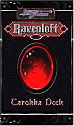 Ravenloft Tarokka Deck