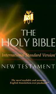 The Holy Bible - New Testament (International Standard Version)
