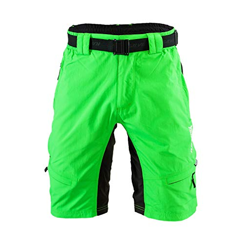 SILVINI Men's Mountain Bike Shorts Rango for Cycling
