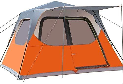 YAYY 5-8 Personen Multifunctionele Waterdichte Tent Familie Automatische Pop Up Tent voor Camping Wandelen Reizen Klimmen (Upgrade)