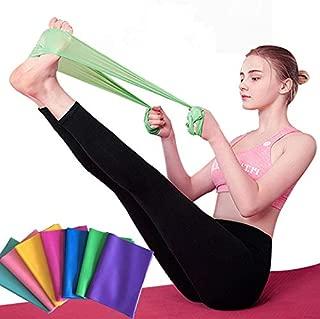 Estiramientos Crossfit Fuerza consistent Astounding Pilates Cassiela Bandas Elasticas Fitness L/átex Bandas Resistencia Cintas Elasticas Fitness para Yoga