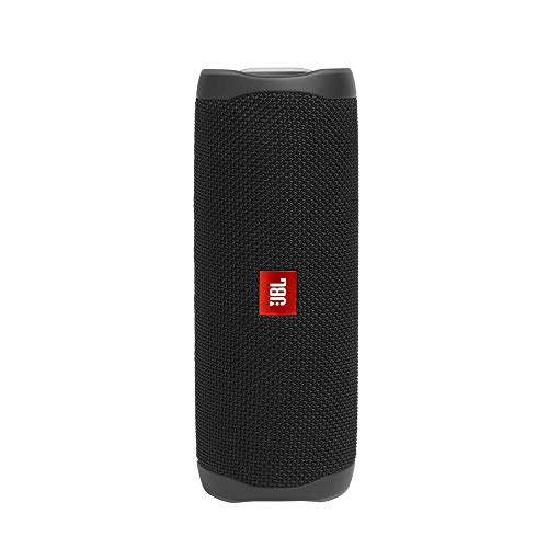 Portable Speaker|Jbl|Flip 5|Portable/Waterproof/Wireless|Bluetooth|Black|Jblflip5Blk