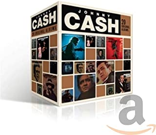 The Perfect Johnny Cash Collection (Perfect Box 20CD)