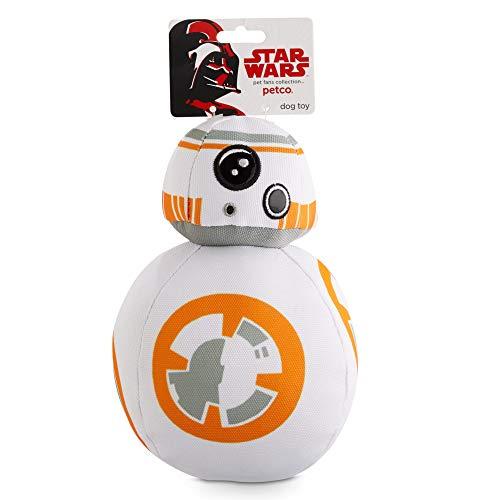 Star Wars BB-8 Plush Dog Toy